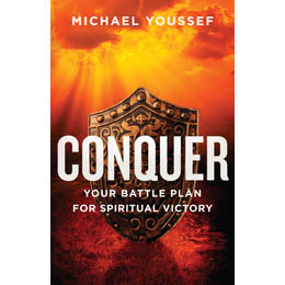 Conquer: Your Battle Plan for Spiritual Victory (Book)